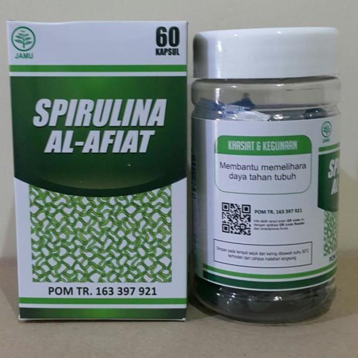 Jual Produk Spirulina Capsule Terbaru   lazada.co.id