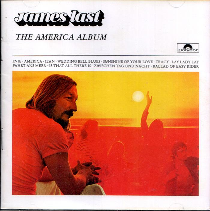 Cd James Last - The America Album By Womdisc.