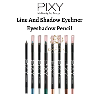 PIXY Line And Shadow Eyeliner Eyeshadow Pencil thumbnail
