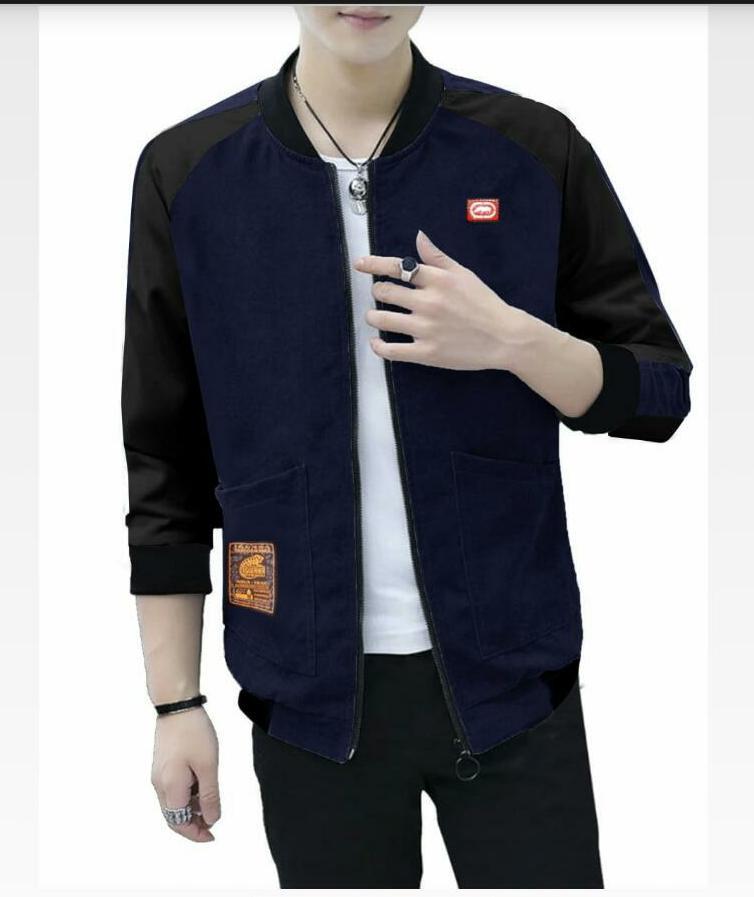 Hc - jaket eko - jaket cowok jeans - jaket pria - blazer pria - pakaian 20f5906508