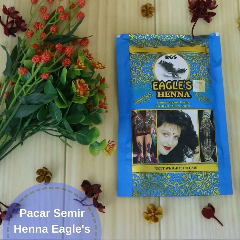Henna Black Bpom Jual Per Sachet Semir Rambut Henna Eagle Black Bpom