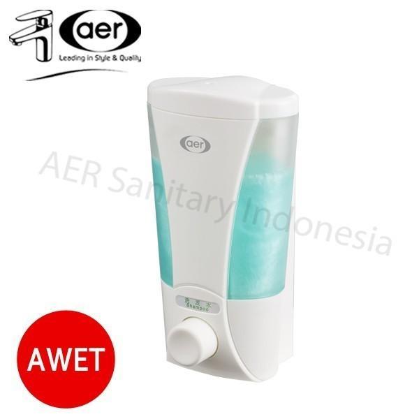 Aer Tempat Sabun / Soap Dispenser Sdv1-01 By Aer Sanitary Indonesia.