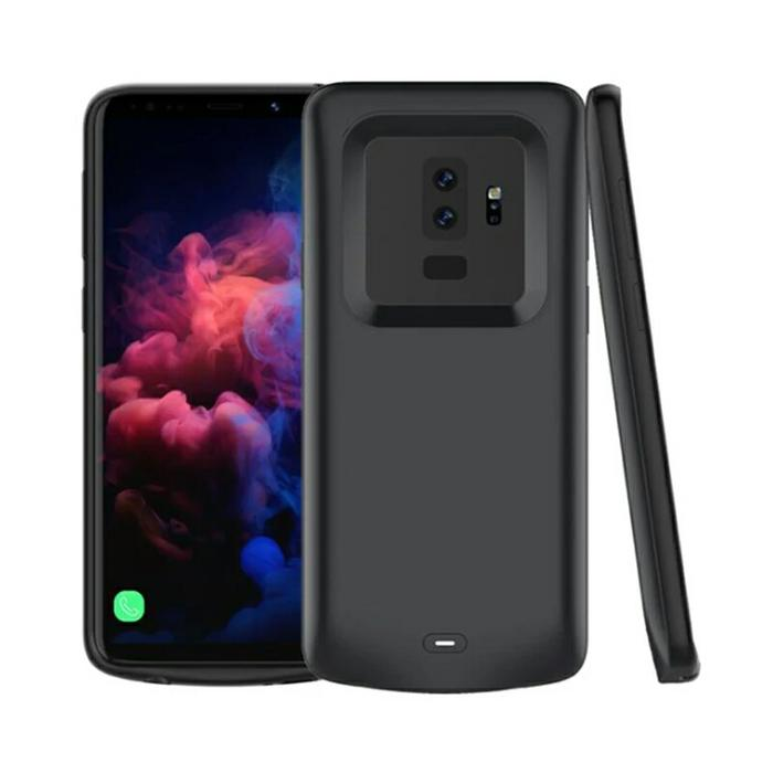 Original Power Case 5200 Mah Baterai Charger Samsung Galaxy S9 Plus