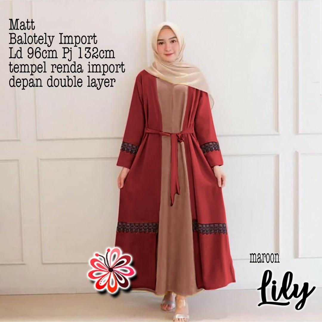 Qwfashion1 Cod Us Jubah Wanita Model Terbaru 2020 Baju Gamis Wanita Terbaru 2020 Baju Jubah Wanita Terbaru Baju Gamis Remaja Wanita Baju Muslim Wanita Terbaru 2020 Lazada Indonesia
