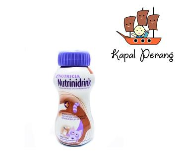 Nutrinidrink ready to drink 200ml Chocolate