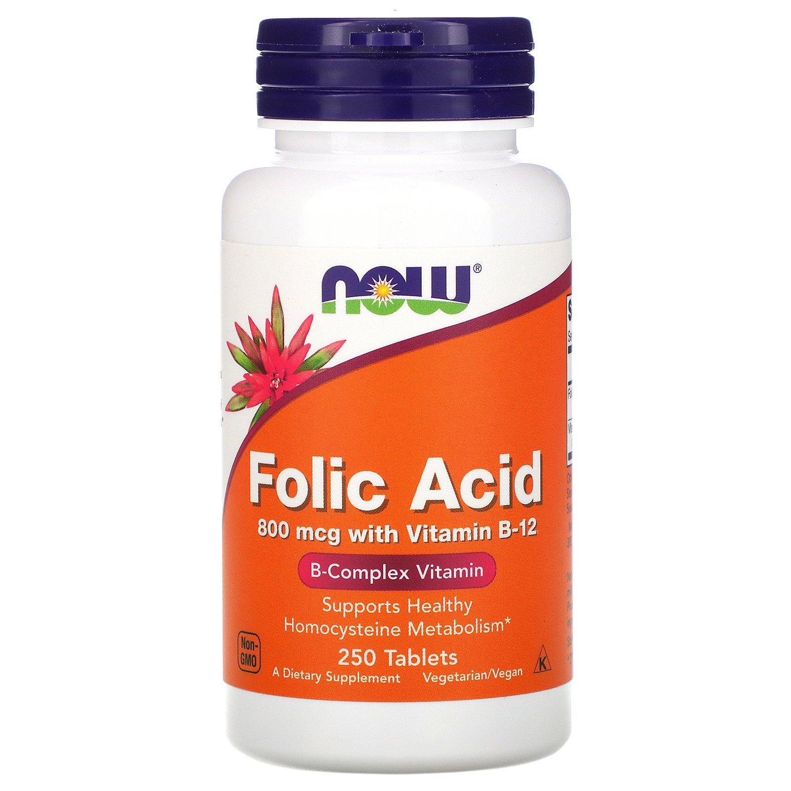 folic acid vitamin b