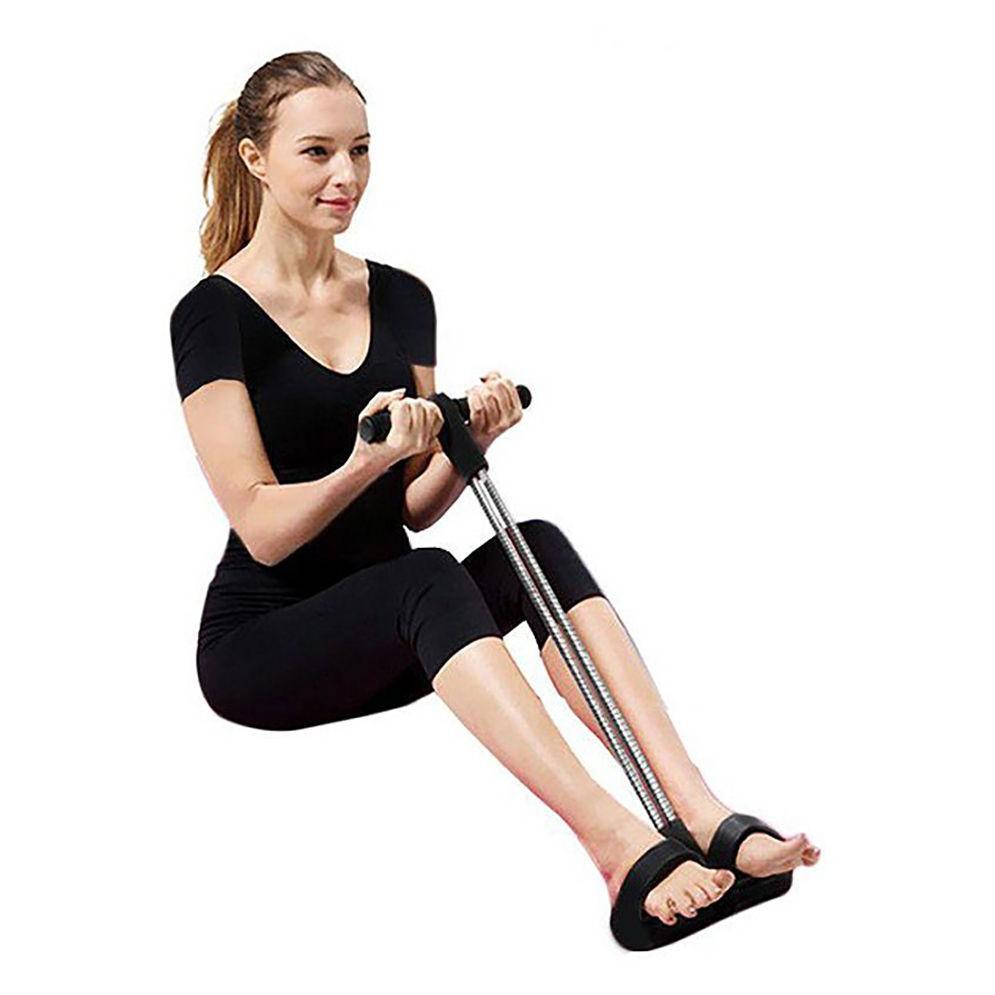 Inaso - Tummy Trimmer Pelangsing Tubuh Versi Baru/ Alat Olah Pengecil Perut Sit Up Fitness Kualitas By Inaso_ecommerce.