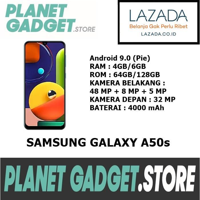 [GARANSI SAMSUNG SEIN] Samsung Galaxy A50s RAM 4GB/64GB 64 GB