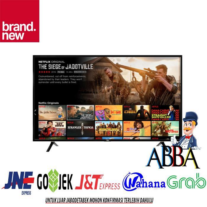 TV LED TCL 32S62 32inch - PENGIRIMAN KHUSUS JABODETABEK
