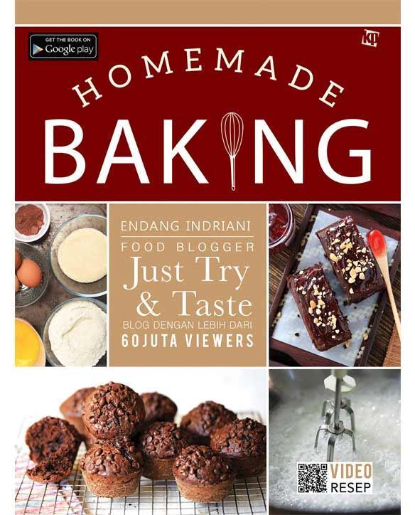 Buku Resep Homemade Baking - Endang Indriani By Serba Serbi.