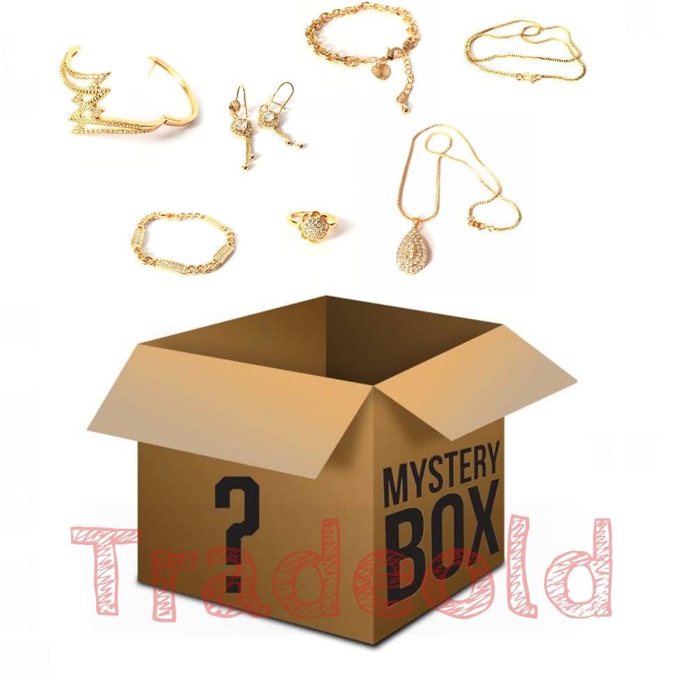 Tradeold Mistery Box Xuping Perhiasan Wanita - Xuping Gold By Tradeold Store.