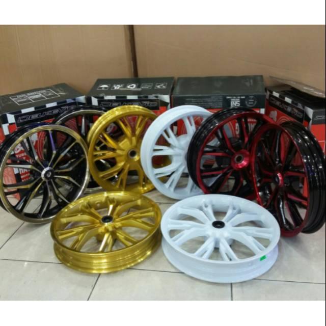 Murah Velg Racing Honda Pcx 150 - Vario 125 150 - Tapak Lebar 250 -