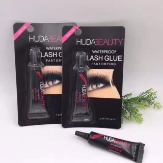 LS-HUDA BEAUTY Eyelash Waterproof Lem Bulu Mata Perekat Bulu Mata Waterproof thumbnail