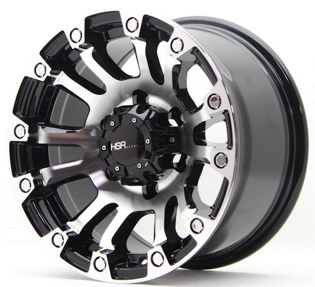 Velg Mobil Ring 15 HSRDESTROYER Racing Hardtop New Panther Hilux double