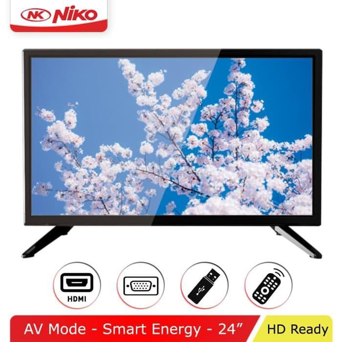 Niko NK 24Gamma LED Tv 24 Inch USB Movie