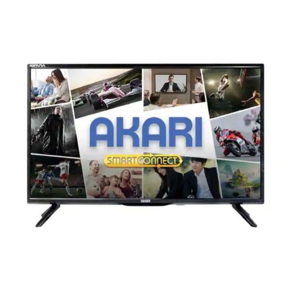 Akari SC-52V32 Smart Connect TV [32 Inch] - Free Bracket