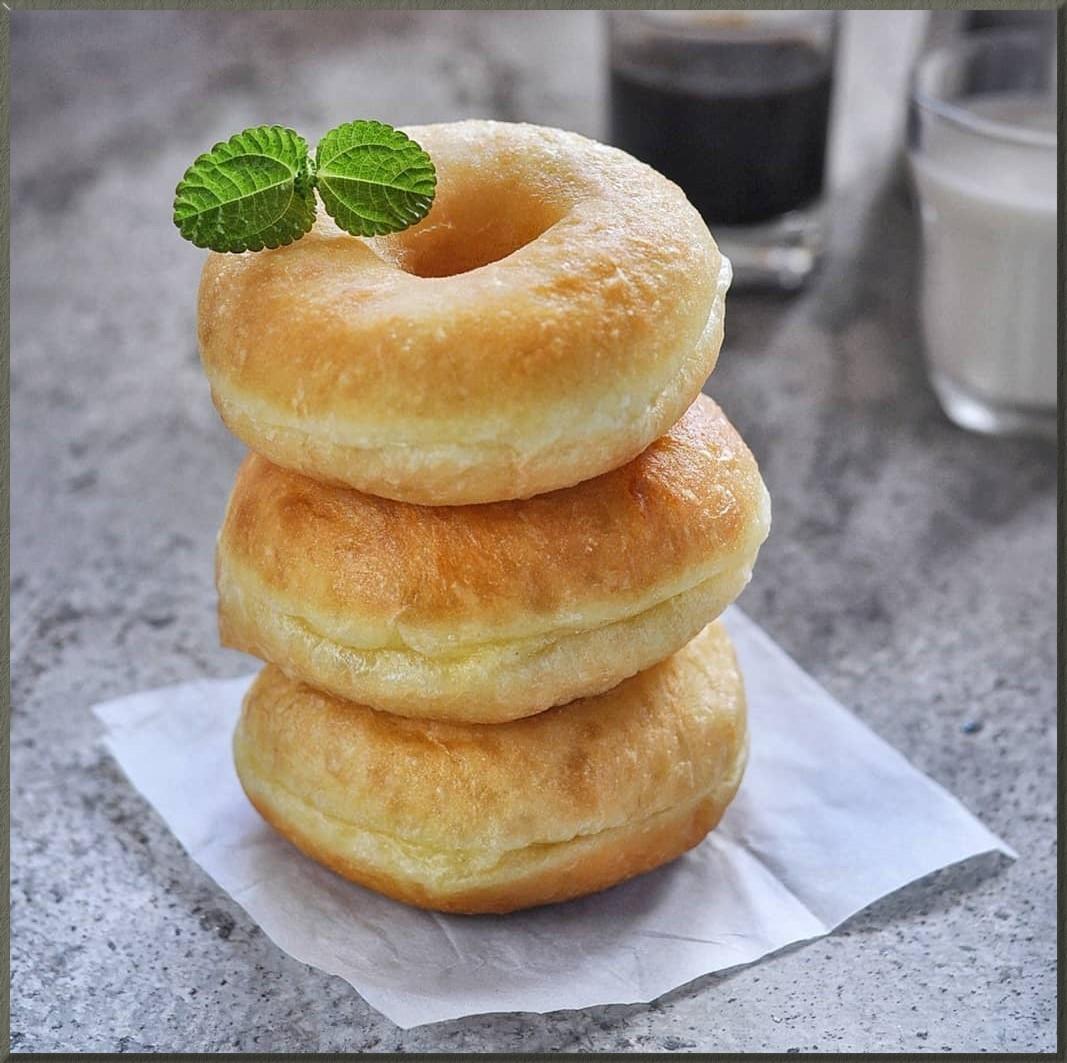 Promo 1 Pack Isi 10 Pcs Spesial Doughnut Donat Susu Frozen Food Camilan Donat Sehat Untuk Seluruh Anggota Keluarga Lazada Indonesia