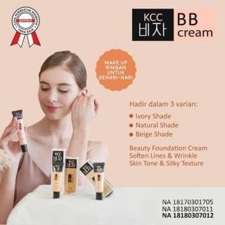 KCC Korea Corection Cream BB Cream Korea By Syb - Foundation Pondesen Fondesen Wajah Berminyak Kering Make Up Waterproof Terbaik Tahan Lama Terbaik Termurah Tahan Air Anti Air Alas Bedak Wajah Muka Berminyak Kering thumbnail