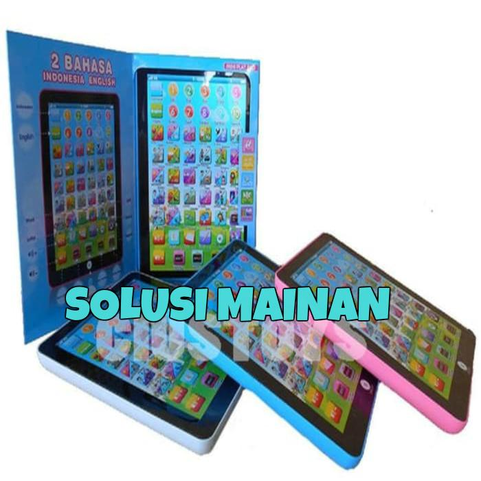 Mainan Edukasi Playpad Mini 2 Bahasa