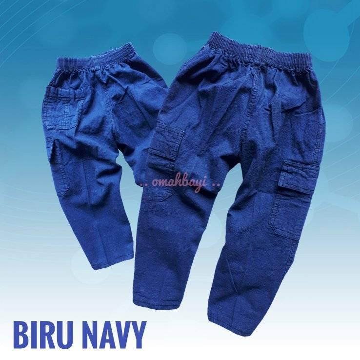 Celana Panjang Jeans Anak - Celana Panjang Saku Anak Laki-laki Usia 3-5 Tahun - Jeans Panjang Anak Murah