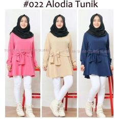 #022 Alodia Tunik ( RESELLER 2@44RB)