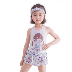... Girl Mermaid Tail Swimwear Children Bikini Set Bathing Suit Swimsuit Baby. Source · Bikini Set Swimwear Mandi Setelan Pakaian Renang-IntlIDR125000.