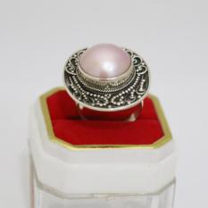 1024-047985w-Cincin Mabe Pink Celuk Bali-UKM
