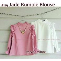 Beli 119 Jade Rumple Blouse Reseller 2Pcs 45Rb Murah