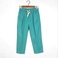 Promo 12 Warna Kulit Baru Kasual Cotton Dan Breathable Linen Tujuh Celana Harem Pants Danau Biru Intl Akhir Tahun