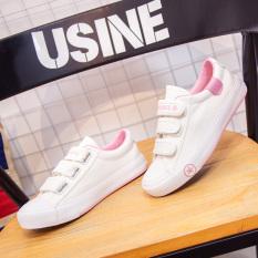 ... Anak Perempuan Sepatu Kanvas Kasual Berlari (Putih Merah Muda 330)IDR215600. Rp 217.600