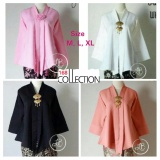Diskon 168 Collection Atasan Blouse Laura Kebaya Peach Akhir Tahun