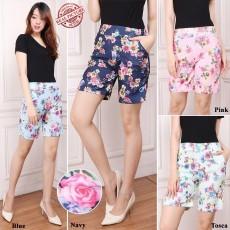 168 Collection Celana Pendek Olivia Hot Pants Wanita