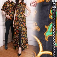 Jual 168 Collection Couple Gamis Longdress Cardi Dan Kemeja Batik Pria Online Banten