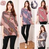 Jual 168 Collection Jumbo Blouse Baju Kinu Atasan Wanita 168 Collection Branded