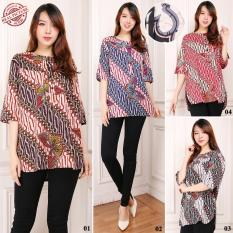 Beli 168 Collection Jumbo Blouse Baju Kinu Atasan Wanita 168 Collection