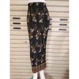 Toko 168 Collection Rok Plisket Batik Dian Rok Panjang Jumbo 168 Collection Banten