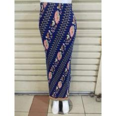 Spesifikasi 168 Collection Rok Plisket Batik Marina Rok Panjang Jumbo Merk 168 Collection