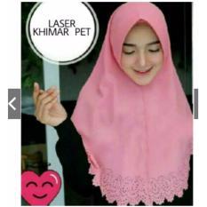 Khimar Laser PetIDR46000. Rp 47.000