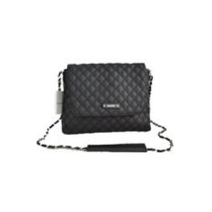 1 Mangga Berlapis Tali Rantai Handbag (hitam)-Intl