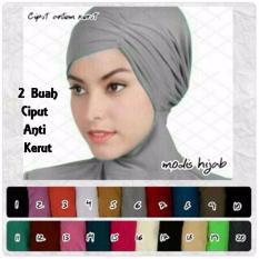 2 Buah Premium Ciput Ninja Antem Kerut Toko Berkah Online
