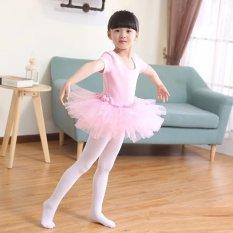 Beli 2 Buah Tari Balet Anak Perempuan Celana Ketat Tipis Stoking Celana Ketat Warna Candy Kaki Hitam Putih Pakai Kartu Kredit