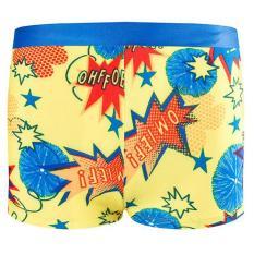 2 Pcs Korea Versi Kartun Sudut Celana Pendek Olahraga Anak Swimwear Grosir 012 M-Intl