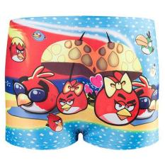 2 Pcs Korea Versi Kartun Sudut Celana Pendek Olahraga Anak Swimwear Grosir 018L-Intl