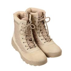 Beli 2015 Baru Taktis Army Mens Lace Up Sepatu Olahraga Desert Ankle Boots Tahan Air Intl Online