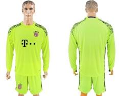 Beli 2016 2017 Bayernmunich Sepakbola Tim Away Nyaman Soccer Jersey Suits Intl Oem Online