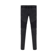 2016 Baru Elastis Pensil Denim Slim Jeans Wanita Jeans Celana Celana Celana Elastis Kurus Pinggang Jeans untuk Wanita-Intl