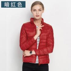 Toko 2016 Baru Ringan Dan Tipis Jaket Cabai Merah Intl Lengkap Di Tiongkok