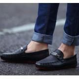 Miliki Segera 2016 Baru Mengemudi Perahu Sepatu Kasual Pria Sepatu Kulit Sepatu Slip On Loafers Internasional