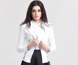 2017 Fashion Baru Wanita Blazer Dan Jaket Kasual Musim Semi Jaket Ukuran Lebih Renda Sambatan Putih Kecil Jas Blazer Putih International Tiongkok