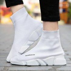 Toko 2017 Fashion Pria Sneaker Wanita Sepatu Keren Putih Intl Oem Online